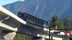 Global BC gets first ride on Evergreen SkyTrain Line