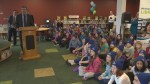 Winnipeg's new Charleswood Library opens its doors for the first time