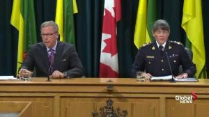 RCMP Assistant Commissioner details suspect apprehension