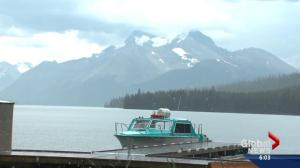 Jasper park gets national boost