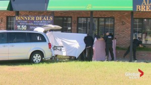 Suspicious death outside of 16th avenue Humpty's