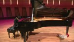 Raw: 10-year-old pianist performs at Mount Royal University