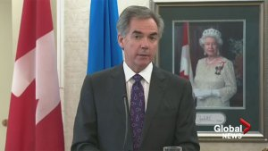 Jim Prentice declares Alberta is under new management