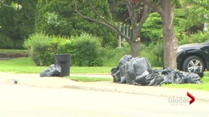 Pointe-Claire garbage collection controversy