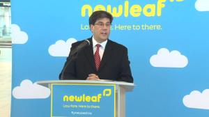 NewLeaf Travel announces new low-cost flights to 7 Canadian cities