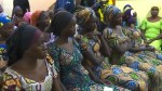 Nigerian president's chief of staff welcomes freed Chibok schoolgirls