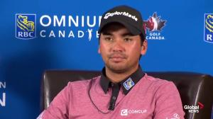 Jason Day talks about the putt that netted him the Canadian Open
