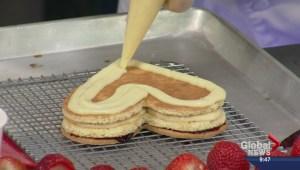 Thomas Hass/Strawberry Shortcakes