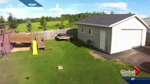 Drone used to help Fort McMurray realtors sell homes