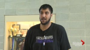 Sim Bhullar makes history with signing to the Sacramento Kings