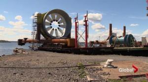 Industry leaders talk tidal power in Saint John