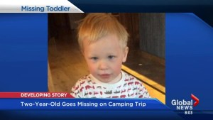2-year-old boy missing at campground near BC-Alberta border
