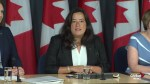 Federal government announces launch of marijuana legalization task force