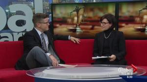 Anne Kirker, President of the Law Society of Alberta, on court system delays