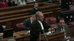 Defence closes case in Oscar Pistorius murder trial