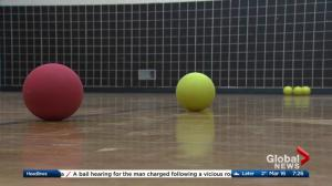 Dodgeball Canada qualifying tryouts this weekend in Edmonton