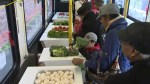 Pilot project aimed at providing healthy, fresh and affordable food