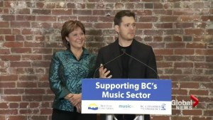 B.C. government announces investment in music artists, industry