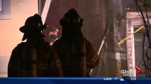 South Edmonton fire damages home