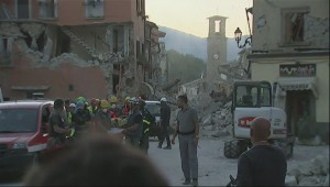 Saskatchewan reacts after powerful earthquake in Italy