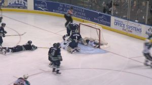 WHL Kelowna Rockets beat Seattle Thunderbirds 4-2