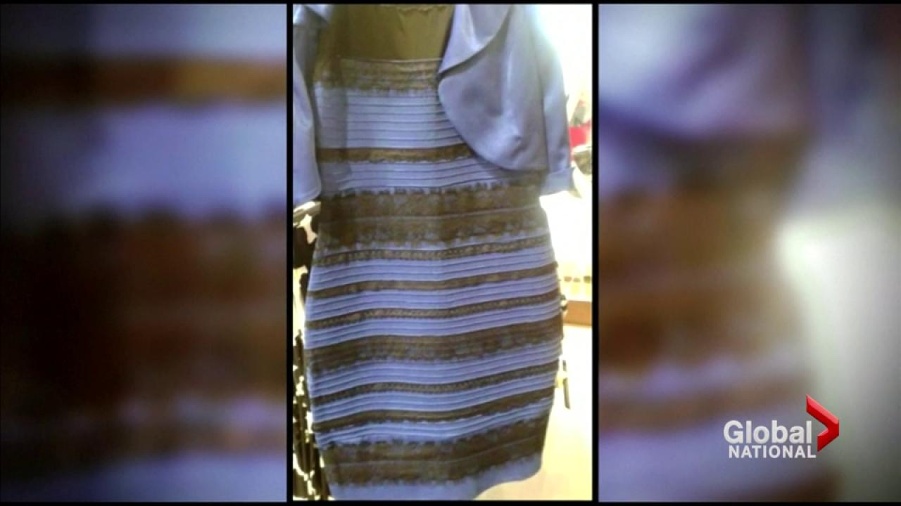 The dress controversy - The Blue Black Dress Controversy