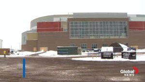 Halfway there: Moncton Downtown Centre half complete