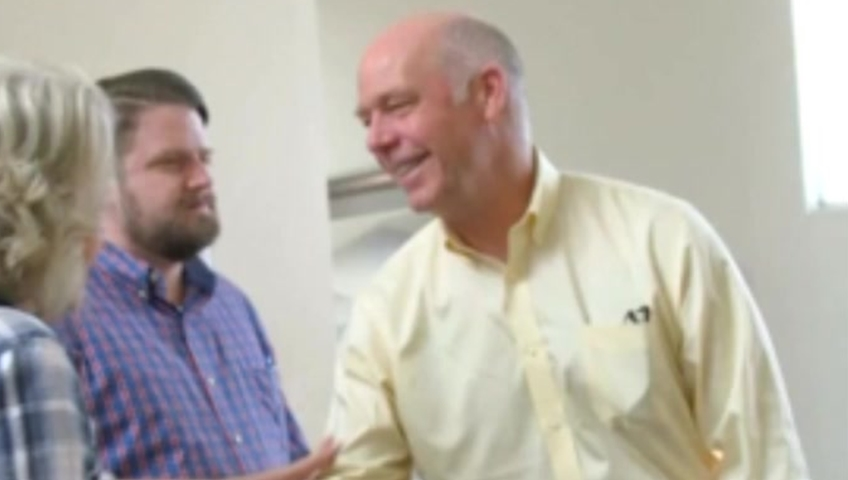 Alleged Reporter Assailant Greg Gianforte Is Going to Congress. Good Job, Montana