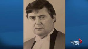 Family, friends remember Quebec superior court judge Fraser Martin