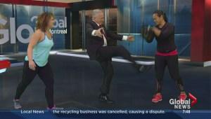 Boxing Ballet