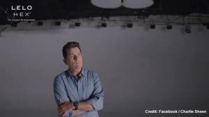 Charlie Sheen highlights battle with HIV in powerful new ad for condom company