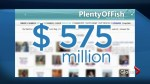 BC company Plenty of Fish makes plenty of cash in Match.com deal