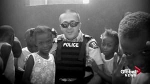 Nova Scotia RCMP officer helping out in Haiti following Hurricane Matthew