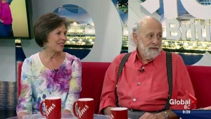 Beloved children's entertainers Sharon and Bram return to B.C.