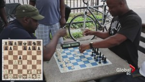 Million dollar chess match