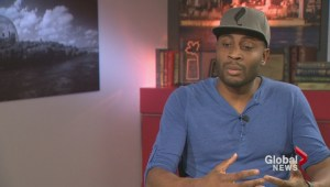 Montreal artist celebrates Martin Luther King Day