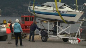 Only deep water boat launch in Kelowna closes