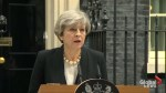 Theresa May explains why authorities are not revealing suspect's name in Manchester attack