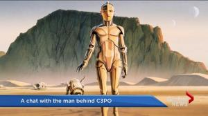 A chat with the man behind C-3PO