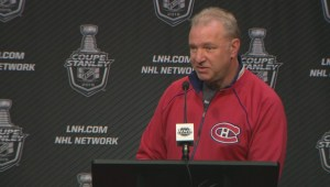 Montreal Canadiens going into game 1 as 'underdogs'