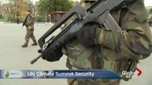 Security tight as COP21 gets underway in Paris