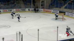 Saskatoon Blades waiting for word on status of Jake Kustra