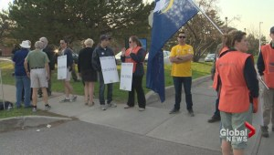Province to legislate striking high school teachers back to work