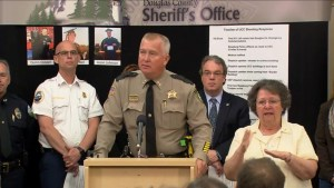 Douglas County Sheriff  confirms UCC shooter committed suicide