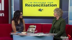 Reading for reconciliation at Saskatoon Public Library