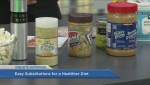 Easy food substitutes for a healthier diet