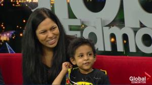 Kids With Cancer Society: Aaryan and Tina