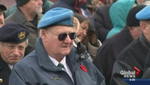 Saskatoon veterans reflect on a year without Veterans Affairs