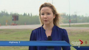 Military called in to help fight wildfires in northern Sask.