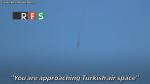 Turkish Military releases audio of 'Warning' sent to Russian warplane